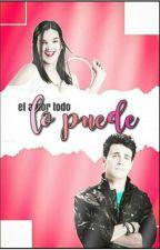 """El Amor Todo Lo Puede""""Pedro Y Delfi"""" by Zaii_Vazquez"""