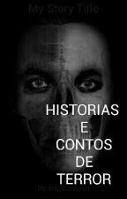contos e histórias de terror by nathibalbinot