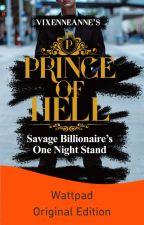 Savage Billionaire's ONE NIGHT STAND by VixenneAnne