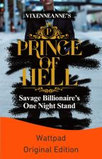 Savage Billionaire's ONE NIGHT STAND by VixenneAnne