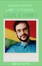 Harry & Louis. (L.S)  by badhomo
