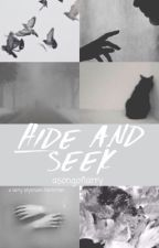 Hide and Seek ✿ larry  by asongoflarry