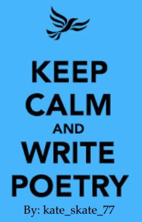 My poems by Kate_skate_77