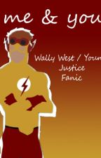 me & you [Wally West] by thrsts