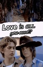 Love is all you need? ✿ Carl + Ron by sailorsan