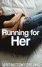 Running for her. by FranceJaxx