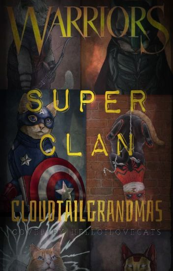 Warriors: SuperClan