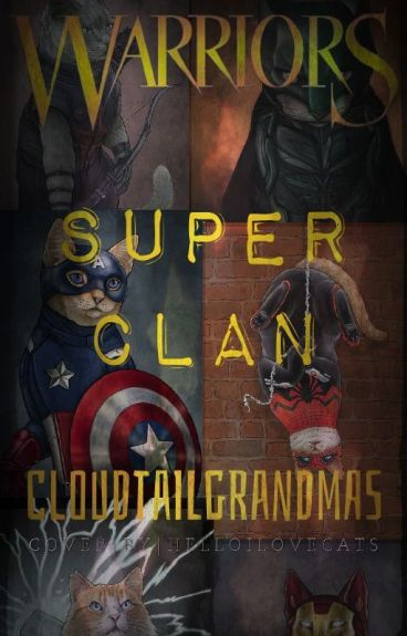Warriors: SuperClan