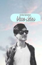 blue skies ➸ chris lanzon by cuddlesforcalum