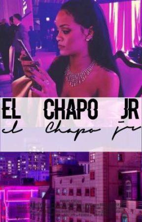 El Chapo Jr by robynfenty-