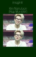 Imagine Rap Monster - Bts  by aa893079