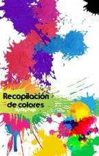 Recopilación De Colores by Elly_Page