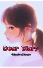 Dear Diary  by NadineClimaco