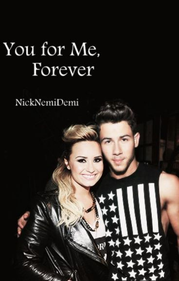 You for me Forever (Book 2 in Nemi Forever Series)
