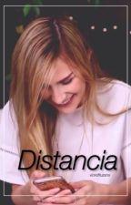 Distancia || Luzana  by vicksftluzanx