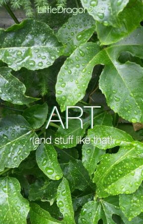 ART SHIZ by LittleDragon256