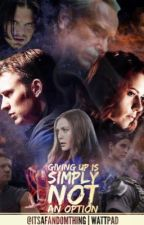 To The Moon And Back - A Romanogers Fanfic by _itsAfandomThing_