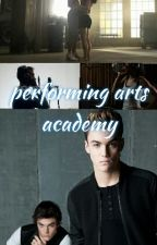 Performing Arts Academy ( Dolan Twins X Reader )  by imzh02