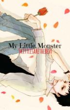 My Little Monster. (OC x Mori). {Ouran High School Host Club FanFic} by skittlesarethebest