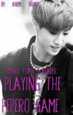 Playing The Pepero Game (Mark x Reader) by Anime_FreakL