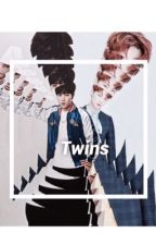 Twins/2Jae/2young by flowercrownian