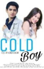 COLD BOY  by AndiEkasari