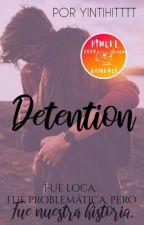 Detention.  by YintiHittt