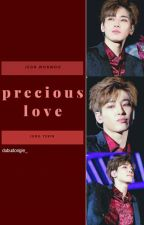 Precious Love [Jeon Wonwoo]✔ by roseannee_