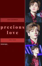 Precious Love [Jeon Wonwoo] by pebyunee_