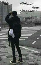Bangtan Boys ↯ imagines by Kstae_hyung