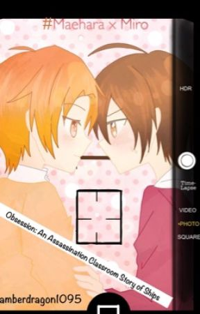Obsession: Story of Assassination Classroom Ships by amberdragon1095