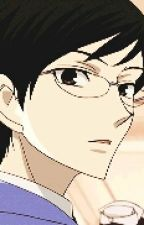 Glasses And I (Kyoya X Reader) by That_one_minecrafter