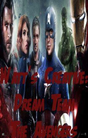 Watt's Creative: Dream Team by AnimeTrix