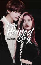 Fair-Haired Boy || BTS-Twice Fanfiction by ellasandrae