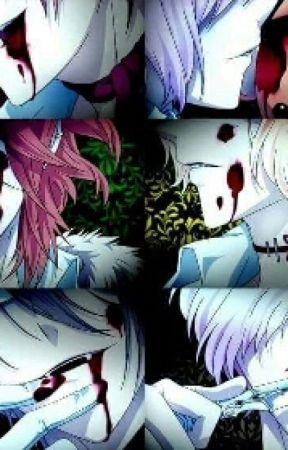 Diabolik Lovers X Reader by weirdccokie