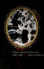 Miroir  by Dinoni
