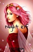 Night Elf by Fattypug