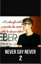 Never Say Never 2.  by tearsofDrew
