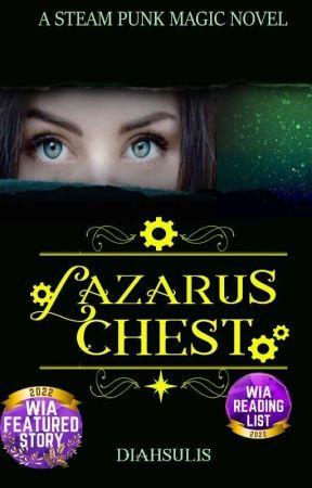 Lazarus Chest by diahsulis