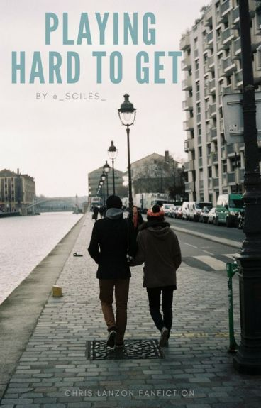 Playing hard to get ~ Chris Lanzon