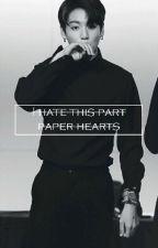 Paper Hearts by Mrs_Oh_szandra