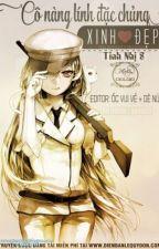 Cô Nàng Lính Đặc Chủng Xinh Đẹp by co-4-la
