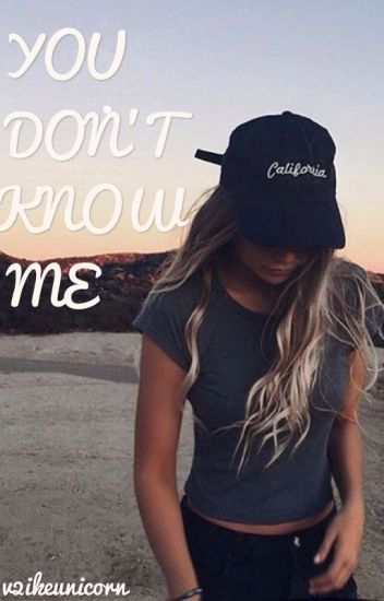 You don't know me ||Eesti k.|| (LÕPETATUD)