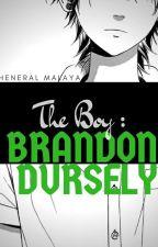 The Boy: Brandon Dursely by HeneralMalaya