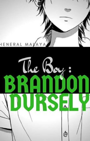 The Boy: Brandon Dursely by KidOfTheAshes