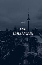 It's all arranged!  by nursyasyamohd
