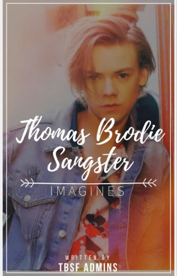 Thomas Brodie Sangster Imagines