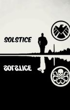 Solstice (Bucky Barnes/Winter Soldier Fanfic) by queenelliebean