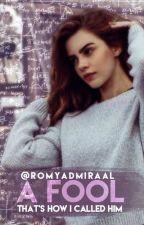 A Fool by RomyAdmiraal
