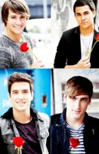 Big Time Rush Imagines [Featuring One Direction and Austin Mahone] by JessicaSwagMaslow